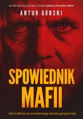 Okładka książki Spowiednik Mafii