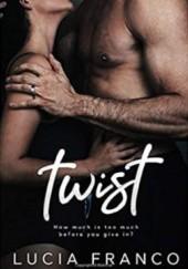 Okładka książki Twist