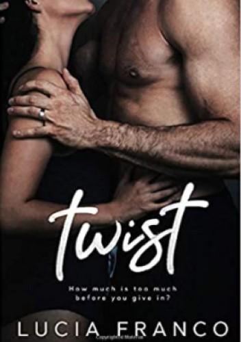 Okładka książki Twist Lucia Franco