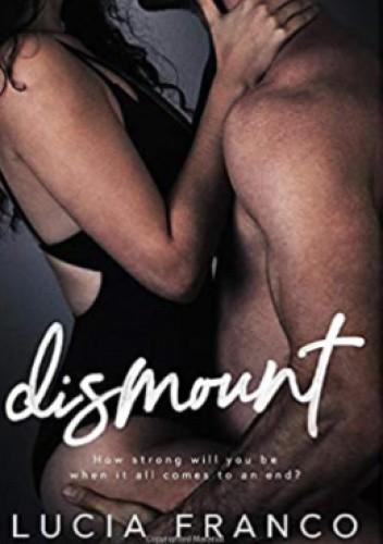 Okładka książki Dismount Lucia Franco