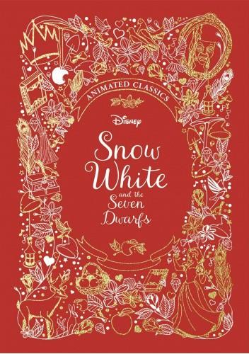 Okładka książki Disney's Snow White and the Seven Dwarfs Walt Disney,Lily Murray