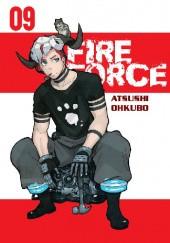 Okładka książki Fire Force #9