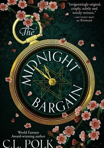Okładka książki The Midnight Bargain C.L. Polk