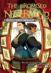 Okładka książki The Promised Neverland Light novel - Wspomnienia mamy i siostry