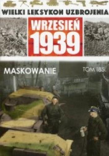Okładka książki Maskowanie Paweł Janicki,Jędrzej Korbal