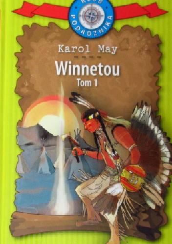 Okładka książki Winnetou tom 1 Karol May
