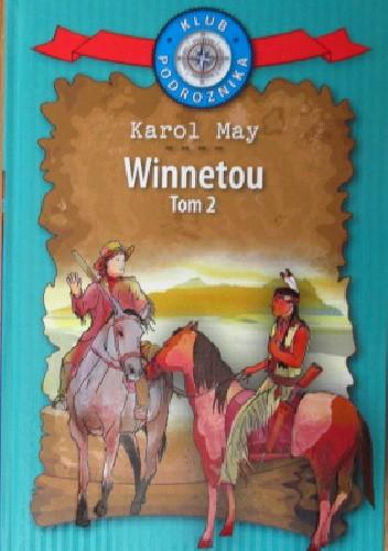 Okładka książki Winnetou tom 2 Karol May