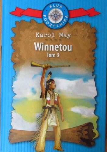 Okładka książki Winnetou tom 3 Karol May
