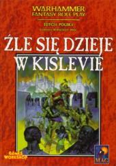 Okładka książki Źle się dzieje w Kislevie