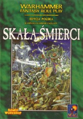 Okładka książki Skała śmierci