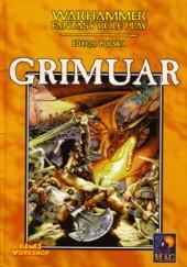 Okładka książki Grimuar