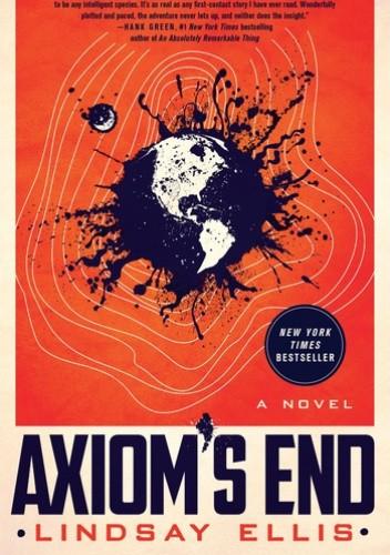 Okładka książki Axiom's End Lindsay Ellis