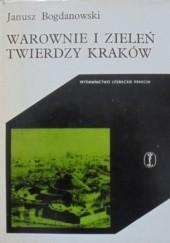 Okładka książki Warownie i zieleń twierdzy Kraków
