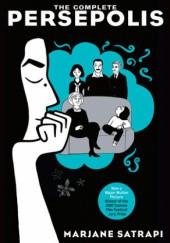 Okładka książki Persepolis: The Story of a Childhood & The Story of a Return
