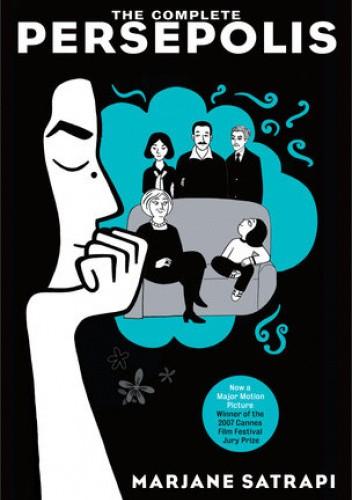 Okładka książki Persepolis: The Story of a Childhood & The Story of a Return Marjane Satrapi