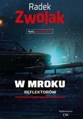 Okładka książki W mroku reflektorów
