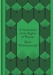 Okładka książki A Vindication of the Rights of Woman