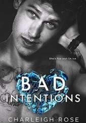 Okładka książki Bad Intentions