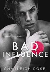 Okładka książki Bad Influence