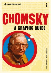 Okładka książki Introducing Chomsky. A Graphic Guide