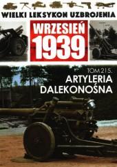 Okładka książki Artyleria dalekonośna