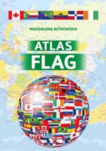 Okładka książki Atlas flag Magdalena Rutkowska