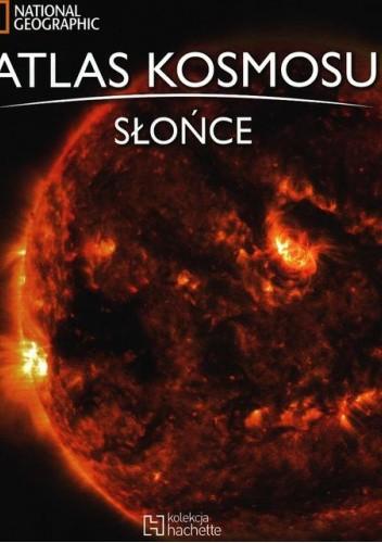 Okładka książki Atlas Kosmosu. Słońce Ignasi Ribas