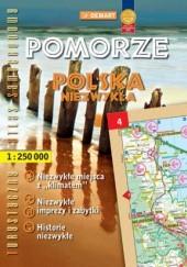 Okładka książki Polska Niezwykła. Pomorze