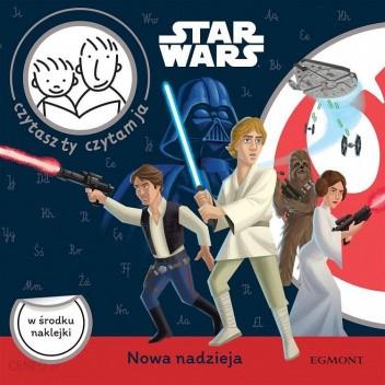 Okładka książki Star Wars: Nowa nadzieja Katrina Pallant