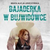 Okładka książki Bajaderka w Bujwidówce