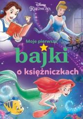 Okładka książki Moje pierwsze bajki o księżniczkach