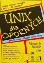 Okładka książki UNIX dla opornych