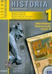 Okładka książki Historia Średniowiecze Zakres podstawowy część II