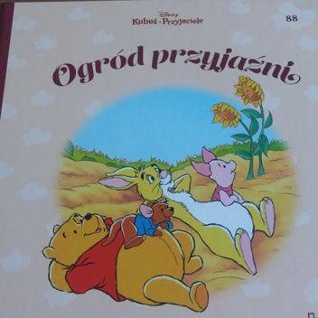 Okładka książki Ogród przyjaźni Małgorzata Strzałkowska