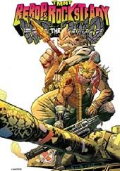 Okładka książki Teenage Mutant Ninja Turtles: Bebop & Rocksteady Hit the Road