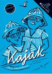 Okładka książki Kajak. Ćwiczenia przyrodnicze dla czterolatków