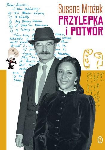 Okładka książki Przylepka i Potwór Susana Osorio-Mrożek
