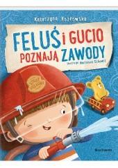 Okładka książki Feluś i Gucio poznają zawody