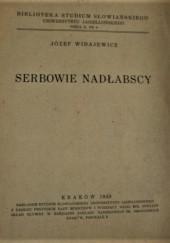 Okładka książki Serbowie nadłabscy
