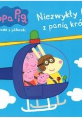 Okładka książki Niezwykły lot z panią królik