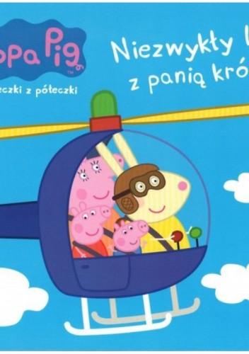 Okładka książki Niezwykły lot z panią królik praca zbiorowa