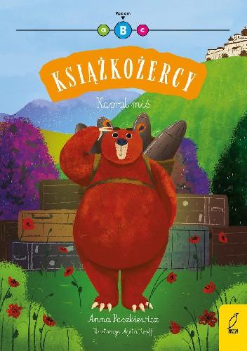 Okładka książki Kapral miś Anna Paszkiewicz