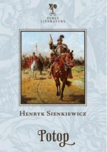 Okładka książki Potop Henryk Sienkiewicz