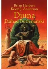 Okładka książki Diuna. Dżihad Butleriański