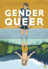 Okładka książki Gender Queer. Autobiografia