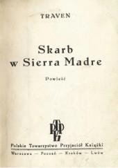 Okładka książki Skarb w Sierra Madre