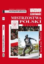 Okładka książki Encyklopedia piłkarska FUJI Mistrzostwa Polski. Stulecie część 8 (tom 63)