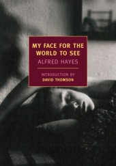 Okładka książki My Face for the World to See