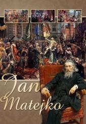 Okładka książki Jan Matejko