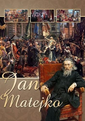 Okładka książki Jan Matejko Luba Ristujczina